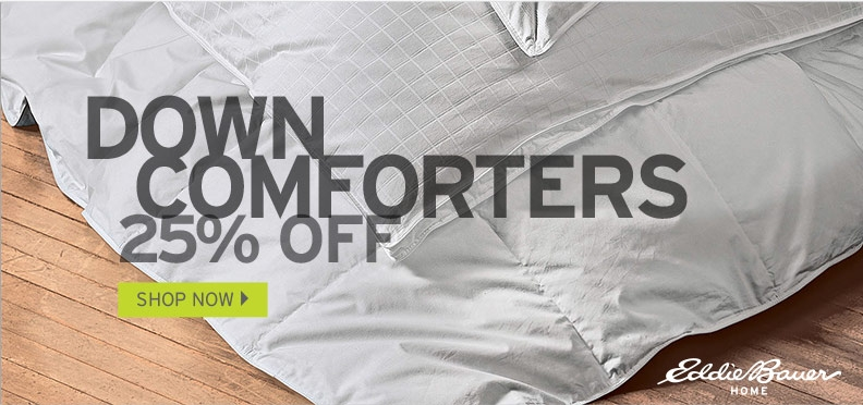 Domestications Comforters