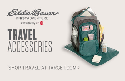 Shop Eddie Bauer Baby Travel Accessories at Target