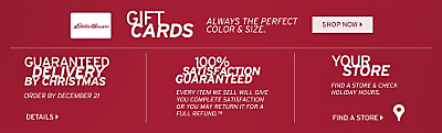 100% Satisfaction Guaranteed. Every item we sell will give you complete satisfaction or you may return it for a full refund.