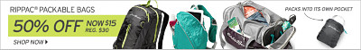 Shop RipPac Packable Bags