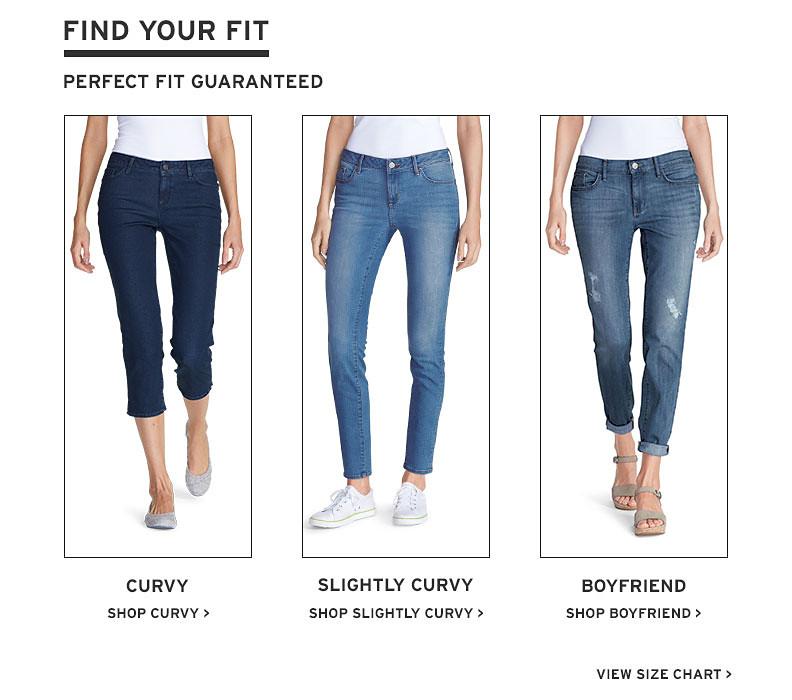 Women's Jeans | Eddie Bauer