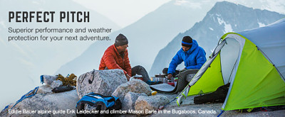 Perfect Pitch - Superior performance and weather protection for your next adventure.