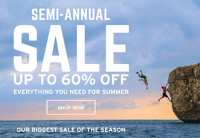 Shop The Semi-Annual Sale. Up Tp 50% Off.