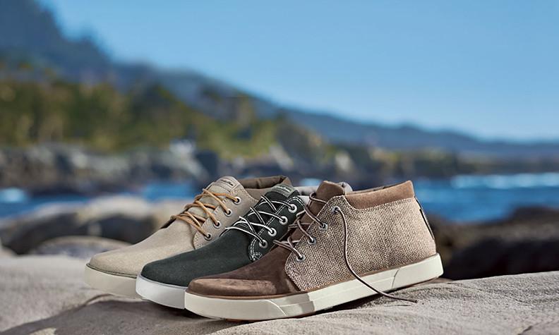 Eddie Bauer Rivet Shoes
