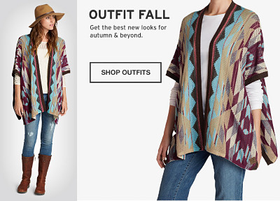 Outfit Fall. Get the best new looks for autumn & beyond.