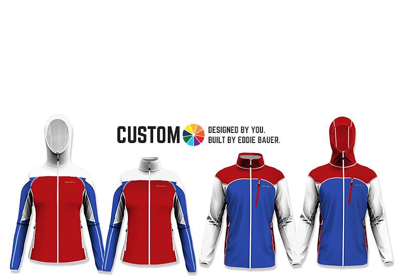 Sandstone jackets