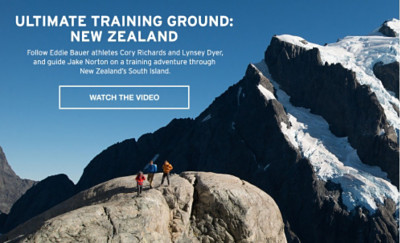 Read Ultimate Training Ground: New Zealand