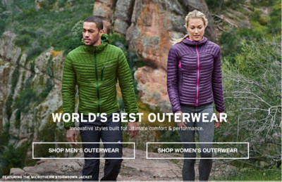 World's Best Outerwear