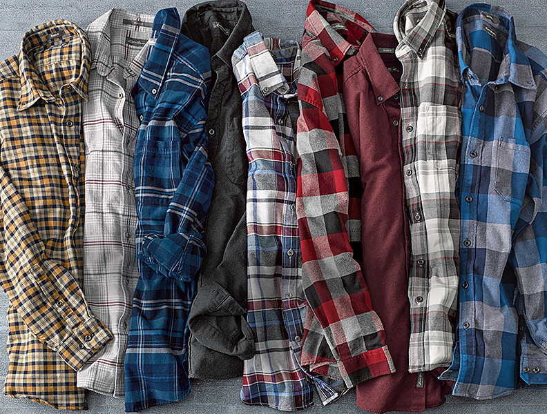 Eddie's Favorite Flannel Shirt