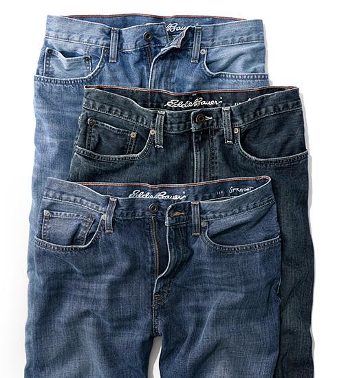 Authentic Jeans for men