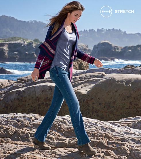 Elysian Jeans for women