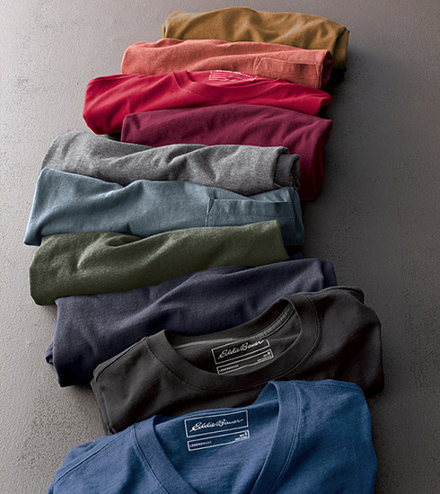 Legend Wash T-Shirts for men