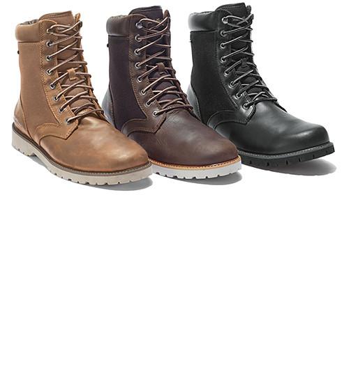 Severson boots for men