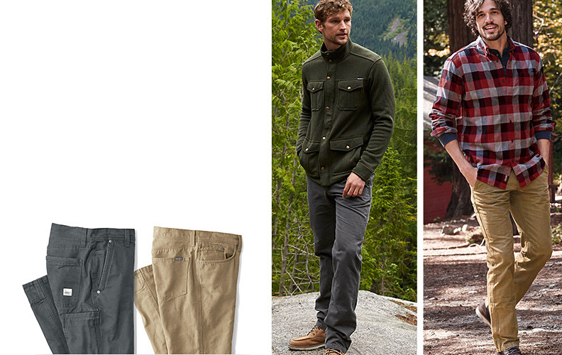 Mountain Pants for men