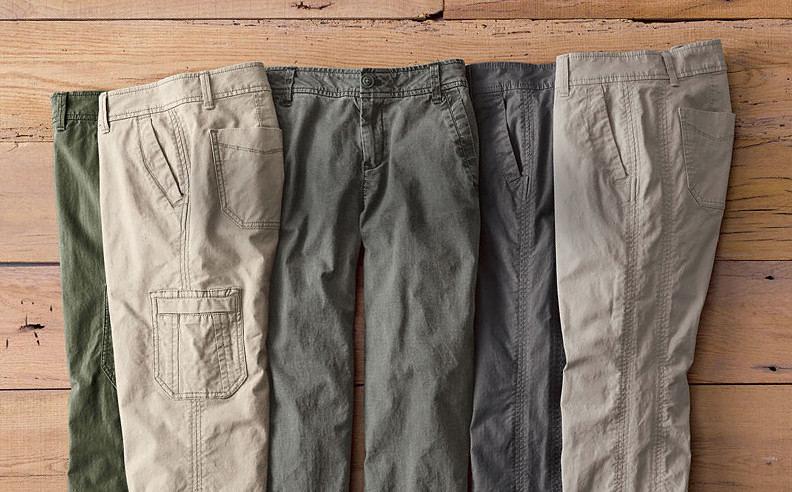 Adventurer Ripstop Pants for women