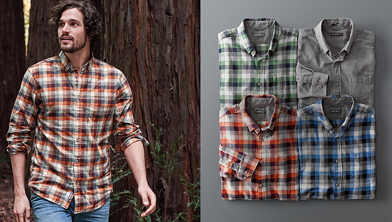 Wild River twill shirt for men