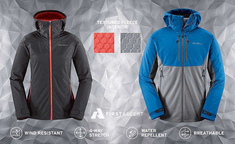 New Sandstone Thermal Jacket for men and women