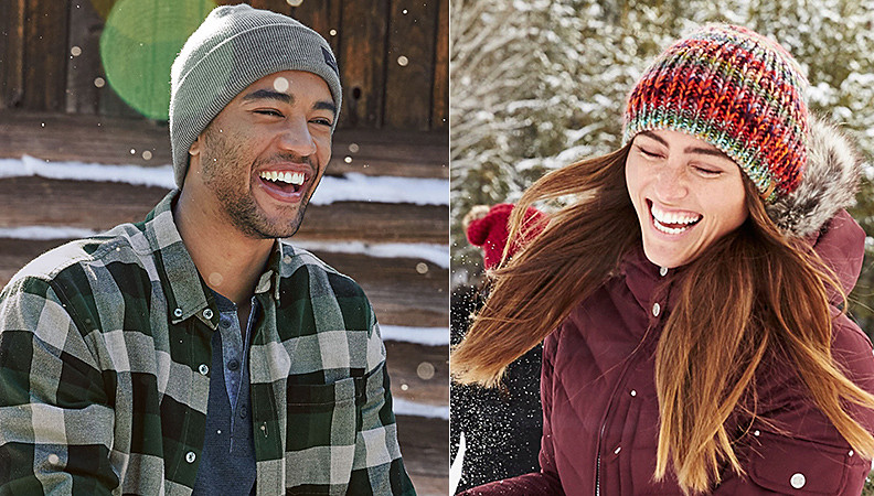 Hats and beanies for men and women