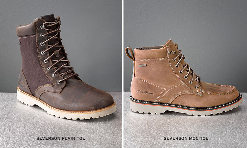 Severson boots for men and women