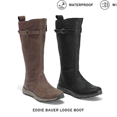 Waterproof boots and shoes for men and women