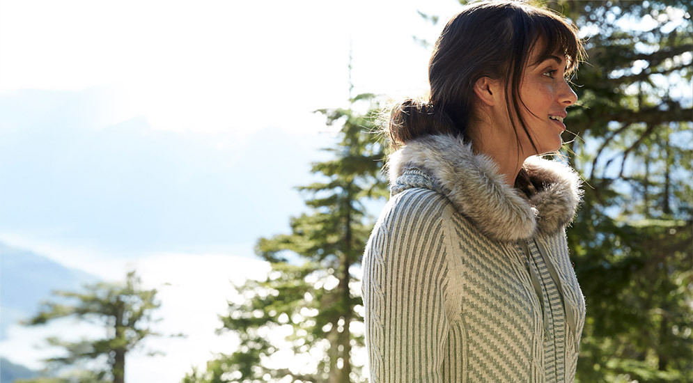 New Shasta Cable Sweaters for women