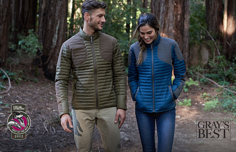 MircroTherm Field Jacket for men and women