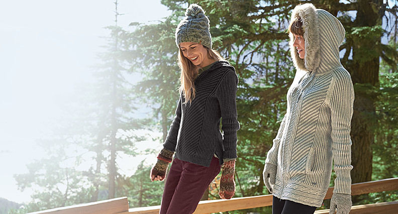 New Shasta Sweaters for women