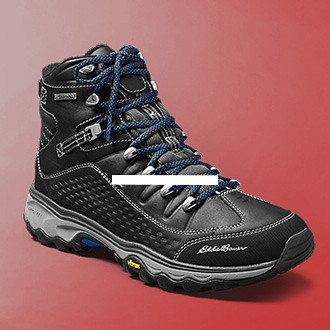 Hiking shoes and boots for men