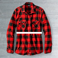 Flannel styles for women
