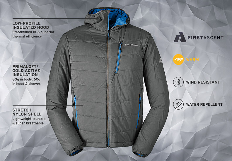 Ignitelite Flux Jacket for men and women