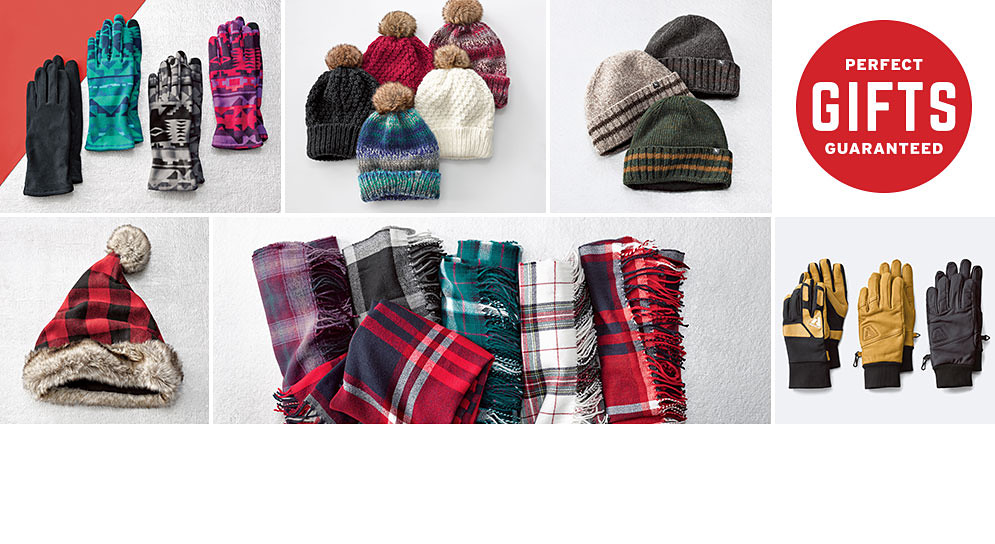 Cold weather accessories for him and her