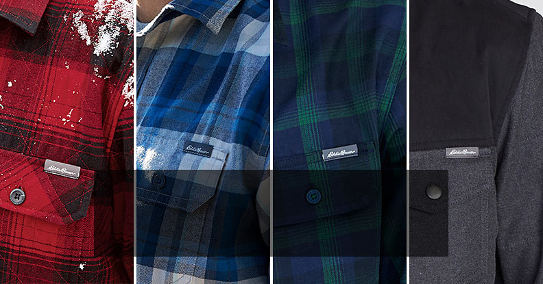 Flannel gifts for men