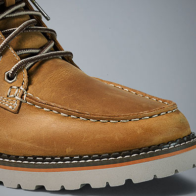 Severson Moc Toe Boots for men and women
