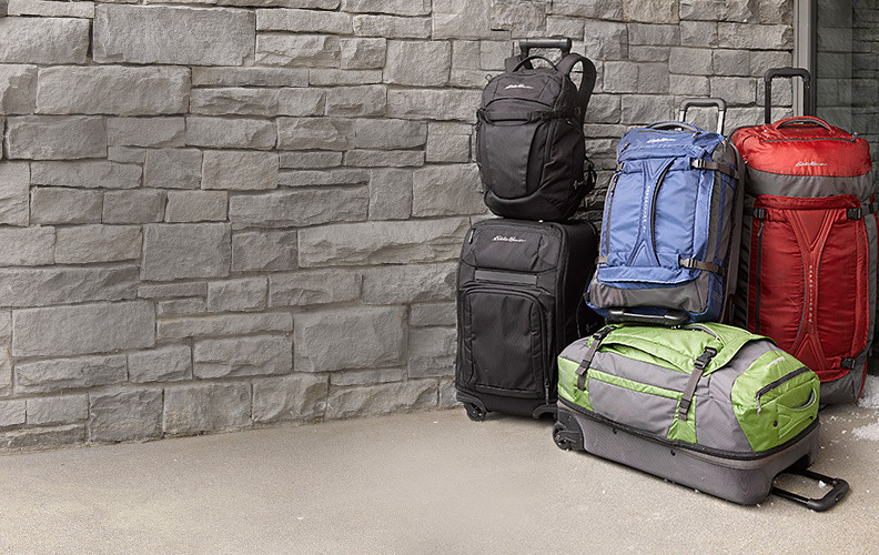 Expedition Rolling Duffels and Packs