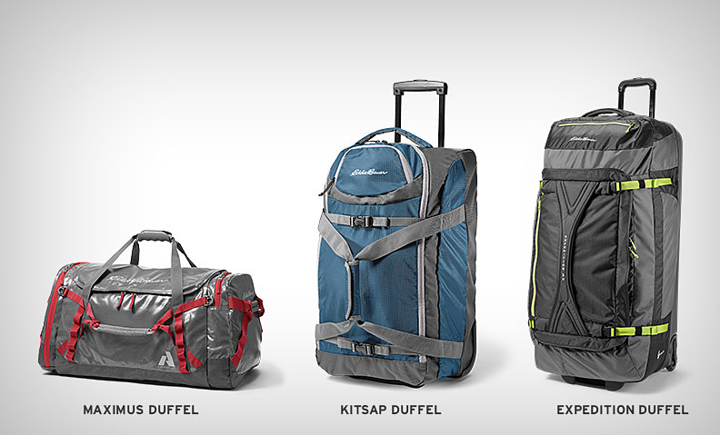 The best duffels for every journey