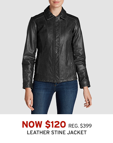 Leather Stine Jacket
