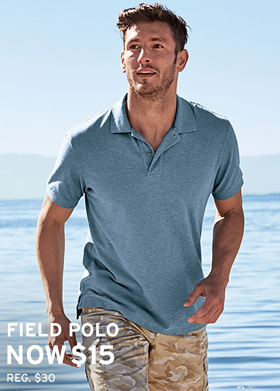 Field Polo for men