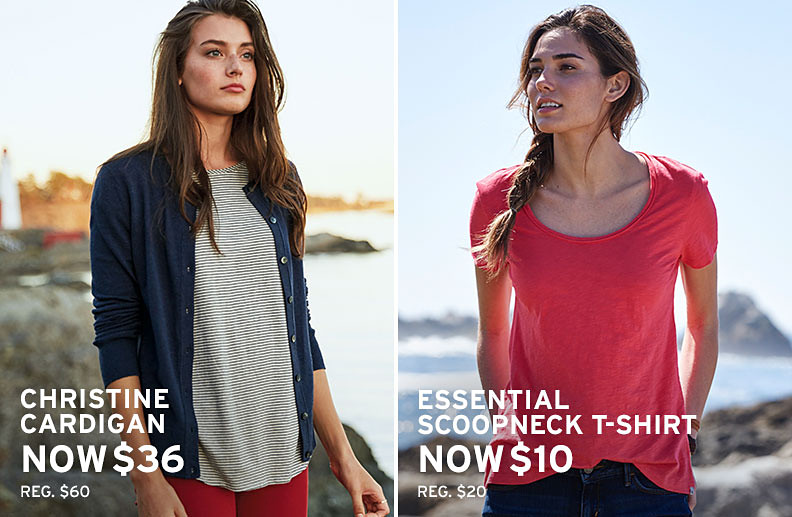 Great deals on layering essentials