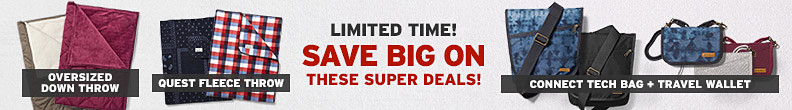 Save Big on these Super Deals!