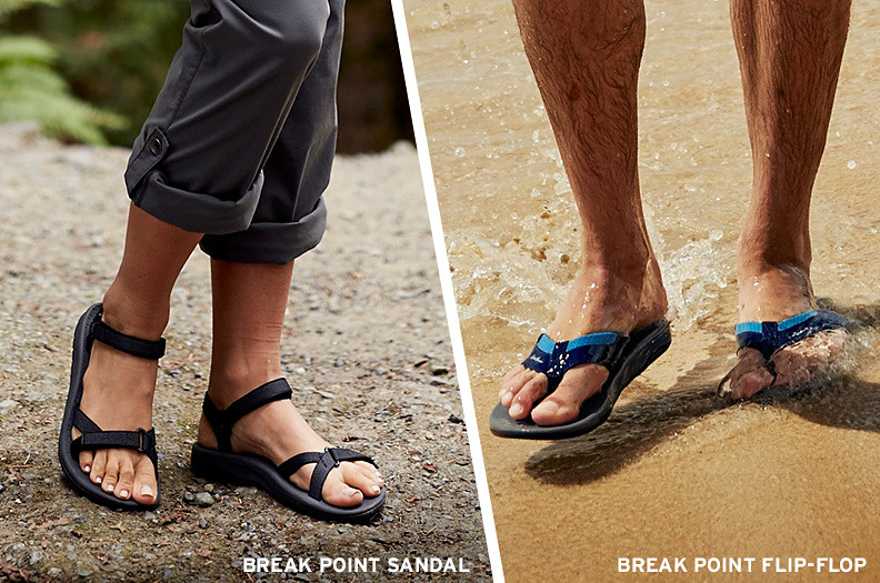 Active sandals for men and women