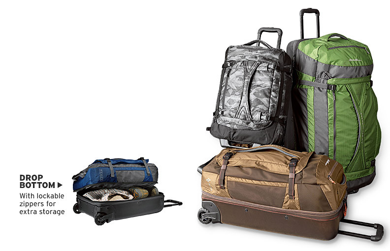 Image of Expedition rolling duffels