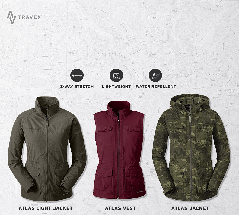 Image of Women's Atlas Jackets