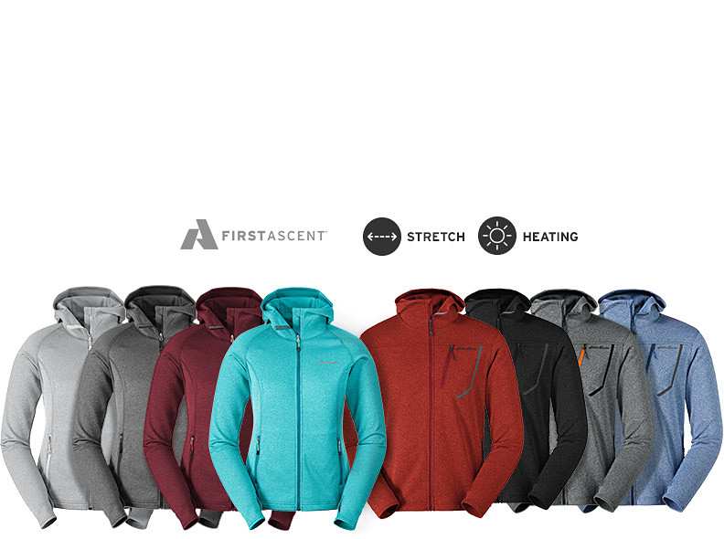 Image of High Route Fleece