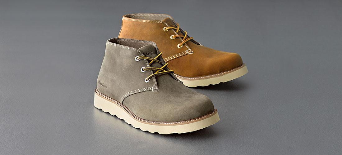 New K-4 Chukka Boots