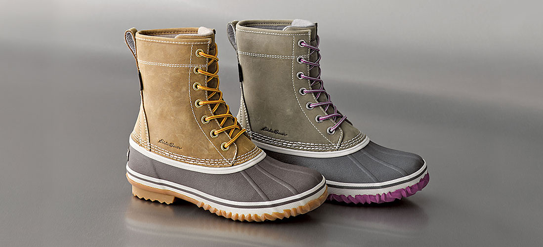 Women's Hunt Pac Boots in different colors