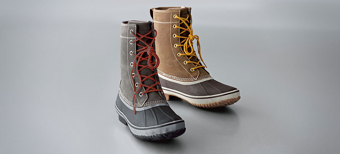 Men's Hunt Pac Boots in different colors