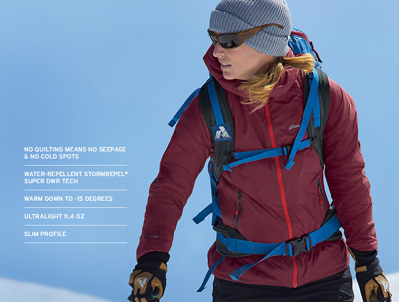 Eddie Bauer alpine climbing guide Melissa Arnot on Oregon's Mount Hood