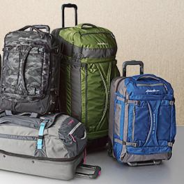 Two backpacks