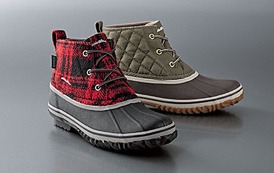 Eddie Bauer Hunt Pac Boots in different colors