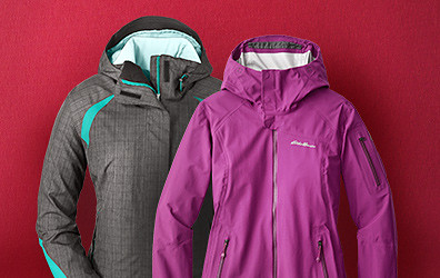 Powder Search 3-In-1 Jacket and BC Fineline Jacket